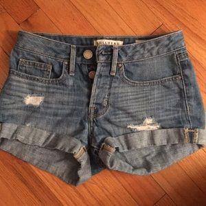 Pacsun: Bullhead Jean Shorts